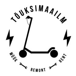 elektriline tõukeratas tõuksimaailm logo 1