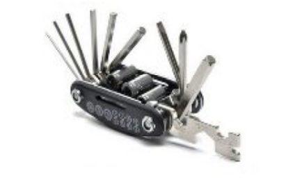 Multifunktsionaalne tööriist / Multitool 10-osaline