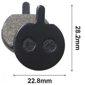 Ketaspiduriklotsid JAK-5 jalgrattale elektritõukerattale