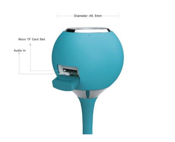 Bluetooth kõlar lenksule elektritõukerattale / jalgrattale