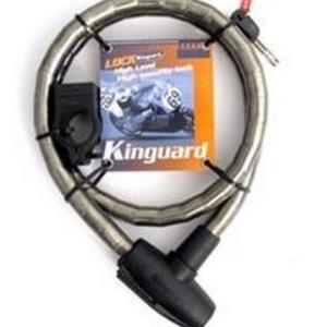 Jäme trosslukk Kinguard jalgrattale / elektritõukerattale