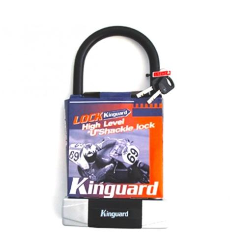 U-lukk turvaline Kinguard elektritõukerattale / jalgrattale